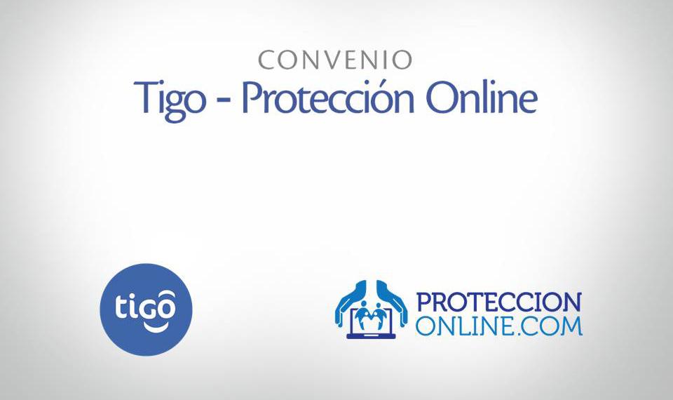 Convenio entre TIGO y Protección Online